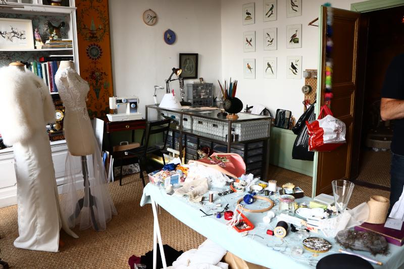 atelier plumasserie